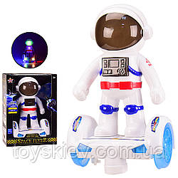 Робот батар. 5599 (48шт|2) світло, звук, в коробці 20.5*10*28.5 см, р-р іграшки– 16*9*26.5 см