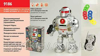 Робот на р|у PLAY SMART 9186 (18шт) в коробці 21*14*32см
