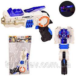 Оружие  999S-13A (96шт|2)  р-р упаковки - 20.5*36 см, р-р игрушки – 23 см