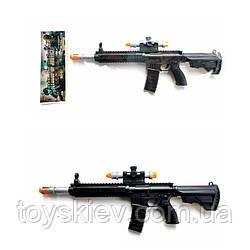 Оружие  999S-16A (144шт|2) р-р игрушки 37*14см, в пакете