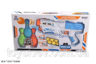 Бластер 648-29 (48шт 2) стріляє поролоновими кульками, в кор. 43,5*5,5*23,5 см