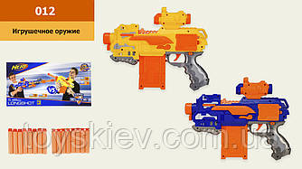 Бластер батар. 012 (24шт 2) NERF, в кор 54*8*28 см, р-р іграшки – 31 см