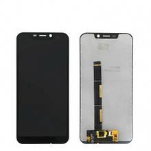 Дисплей Blackview A30 с сенсором (тачскрином) черный