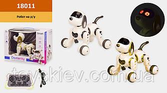 Робот акум р|у 18011 (6шт) 2 кольори, світло, звук, в кор. 35*24,5*27 см, р-р іграшки– 24*21*23 см