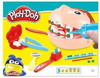 """Ігровий набір для ліплення """"Стоматолог"""""""