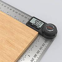 Новинка! Цифровой угломер для измерение внутренних и наружных углов DUKA от Xiaomi