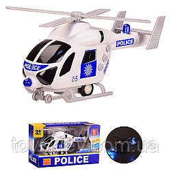 Вертолет J168-10(72шт 2)батар., свет,звук, р-р игрушки 22,5*10*13,5см, в кор.