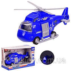 Вертолет батар. 661-01E(96шт 2)с муз.и св, в кор. 22,5*9,5*14см