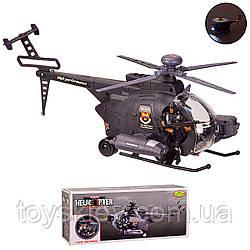 Вертолет батар. 92286(48шт 2)со свет.и звук., в кор. 35*10*15см