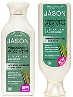 Набор Шампунь & Кондиционер для волос «Алоэ Вера» *Jason (США)*