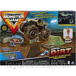 Іграшковий набір Monster Jam арт. 6044986, 2 в асор,у коробці 25,5*38*7,6 см