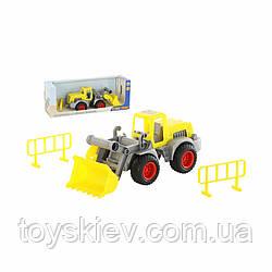 """""""КонсТрак"""", трактор-навантажувач (у коробці)"""