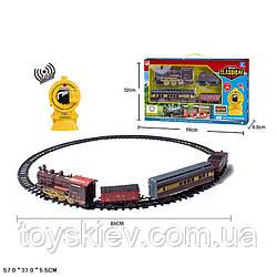 Железная дорога батар.  PYO5 (24шт|2) в кор. 56*6,5*32см