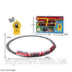 Железная дорога батар.  PYO73 (24шт|2) в кор. 53*5,5*31см