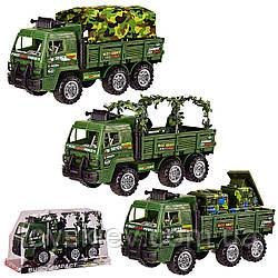 Військова техніка инерц. 3028B|29B|3029 (72шт|2) 3 види, під слюдою 25.5*11.5*14.5 см, р-р іграшки – 2