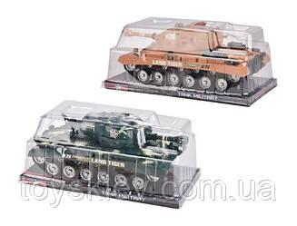 Військова техніка батар. M26A-1 (24шт 2) 2цвета, світло, звук, під слюдою 38*22*16см