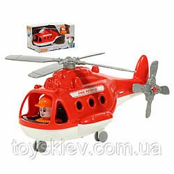 """Вертоліт пожежний """"Альфа"""" (у коробці)"""
