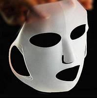 Силіконова маска для особи, Багаторазова зволожуюча Силіконова для догляду за шкірою