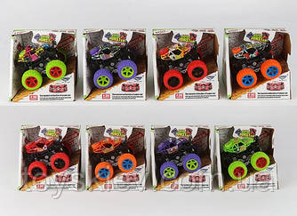 Машина инерц. SY555C-11A 11B (96шт 2) 2 виду,8 кольорів в коробці 12.5*10*11см