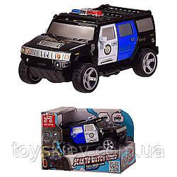 Машина инерц. 7128L (288шт|2) в об'явл. кор. 12,5*7,5*9 см, р-р іграшки– 10*5.5*5 см