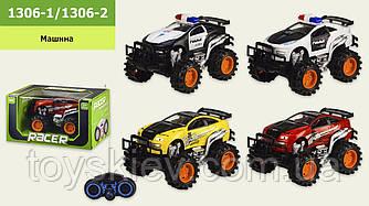Машина батар. р|у 1306-1|1305-1 (60шт|2) 4 кольори ,р-р іграшки– 19*13*10.5 см, в коробці 25*15*13,5 з