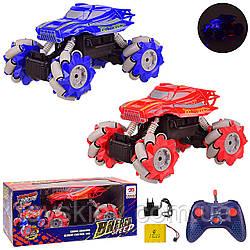 Машина акум. р у 6688-121A (24шт 2) 2 кольори, 1:16, світло,звук, в кор. 37*19*16 див. р-р іграшки – 24*