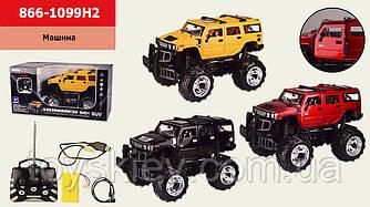 Машина аккум. р у 866-1099H2 (3шт) 3 цвета, в коробке 70*32,5*34,5см, р-р игрушки – 47*30*28 см