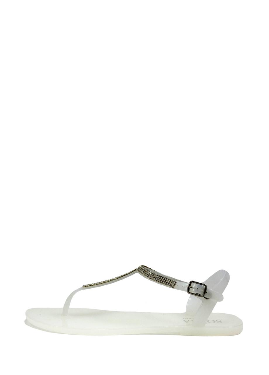 Сандалии женские Sopra СФ HX-13 белые (38)