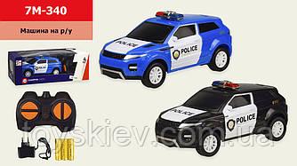 Машина р|к акум 7M-340 (48шт|2) 2 кольори, в кор 24,5*12,5*9 см, р-р іграшки– 15*7*6 см