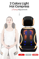 Вібраційний електричний масажер крісло для всього тіла, фото 1
