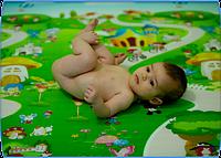 Развивающий коврик для детей Babypol