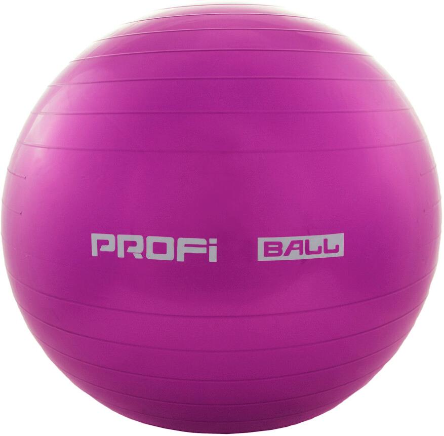 Фитбол мяч для фитнеса Profi Ball 65 см усиленный 0276 Violet