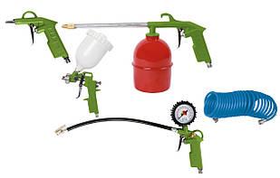 Набор пневмоинструмента Procraft KIT-5C (5в1, шланг 5м)