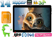 Планшет-ноутбук Samsung Galaxy4,GPS, 2Sim, 32Gb, 3GB RAM, 3G, телефон Android 10