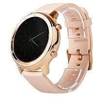 Умные часы Jiks Watch с пульсоксиметром (Золотой)