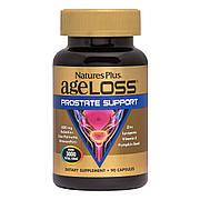 Комплекс для Поддержки Здоровья Простаты, AgeLoss Prostate Support, Natures Plus, 90 капсул