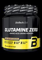 Глютамин BioTech Glutamine Zero (300 г) (105124) Фирменный товар!