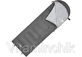 Спальний мішок KingCamp Oasis 250XL(KS3222) (ліва, mid grey)