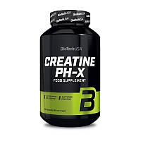 Креатин BioTech Creatine pH-X (210 кап) (101271) Фірмовий товар!