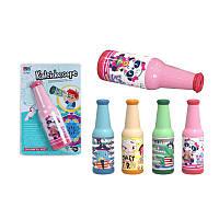 Детская увлекательная игрушка Калейдоскоп - бутылочка 16,5 см A-Toys - микс цветов