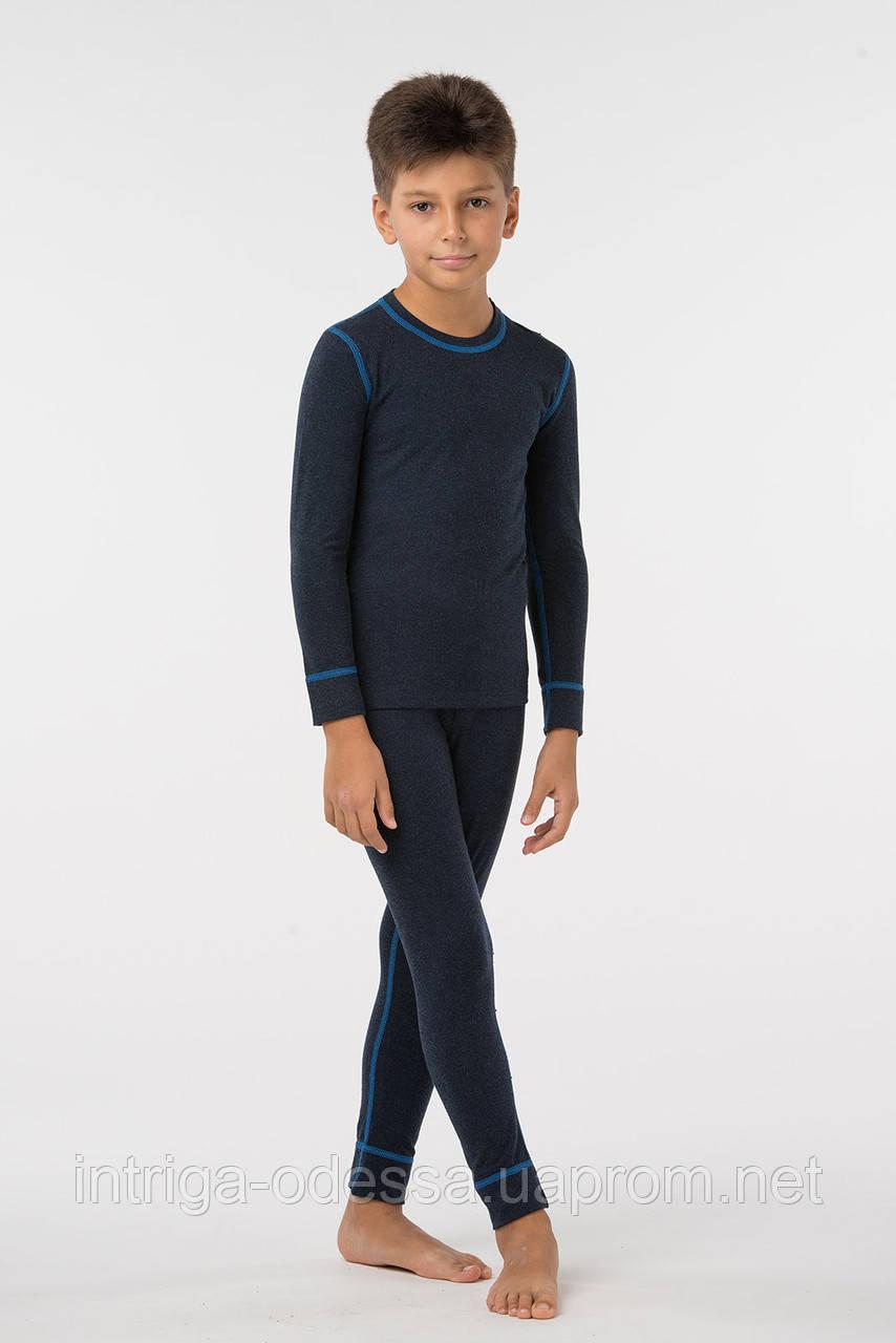 Комплект термобілизни для хлопчика від ТМ Кіфа дитячі та підліткові розміри
