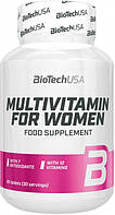 Вітаміни для жінок BioTech Multivitamin for Women (60 таб)