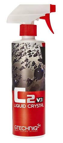 Gtechniq C2 защитный спрей силант 500 мл, фото 2