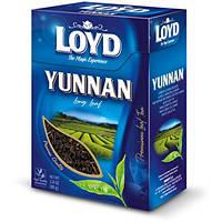 Черный чай листовой Loyd Yunnan 80 g
