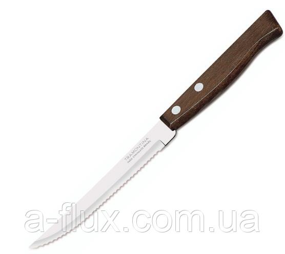Нож для стейка с зубчиками  Tradicional Tramontina