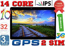 ОРИГИНАЛ! Крутой планшет-телефон K10' Z40, 3GB/32GB, GPS, 3G, 2sim Корея! Android 10