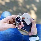 Casio EF-125D-2AVEG Silver-Blue, фото 4