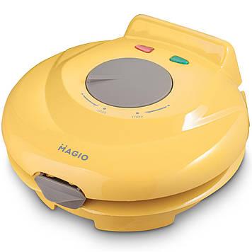 Вафельниця Magio МG-397 жовта