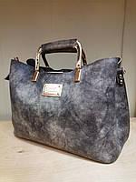 """Женская сумка, качественная """"FASHION""""  3 отделения"""