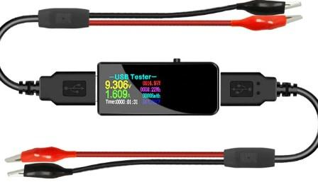 Atorch U96 USB Тестер 13в1